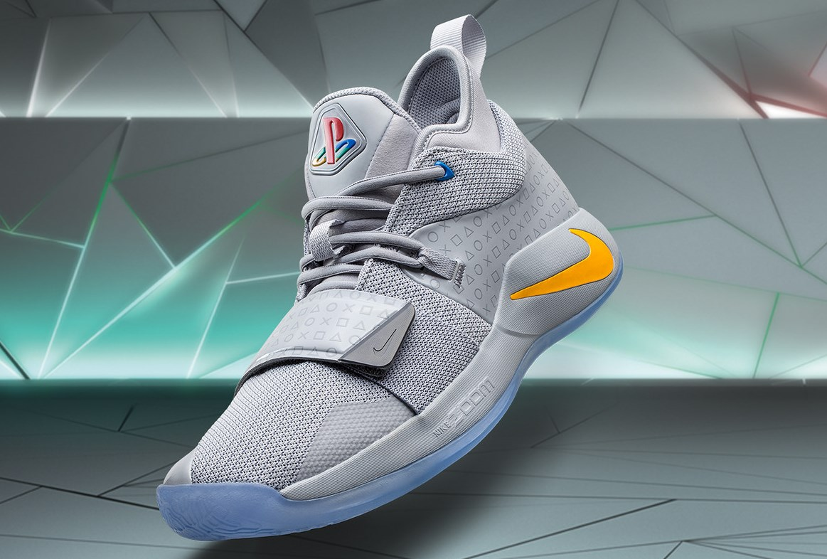 883640e4d4bd Here Comes Another Nike PlayStation Basketball Shoes  Now Featuring The  Original Grey Colorway