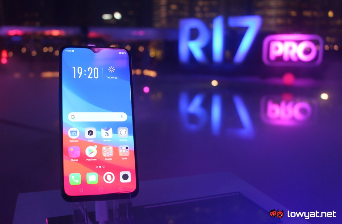 Oppo R17 Pro Goes Official In Malaysia Priced At Rm 2699 Lowyat Net