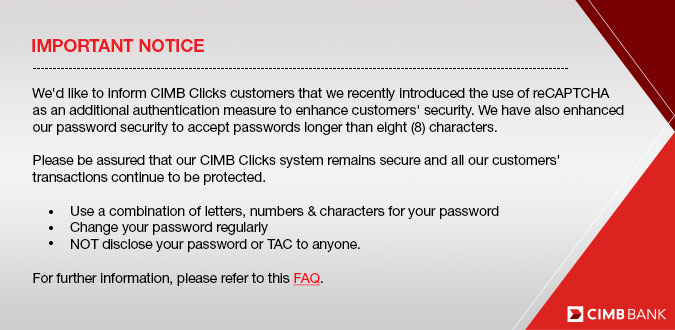 What Cimb Malaysia Has Not Told You But Should Lowyat Net