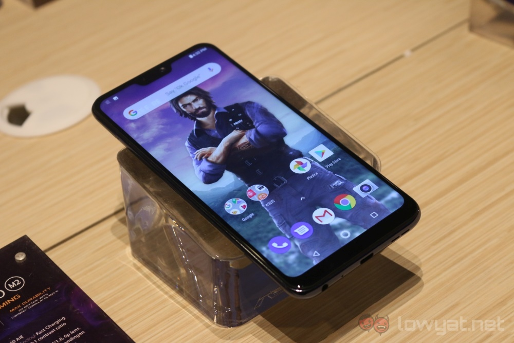 Asus Zenfone Max Pro M2 Coming To Malaysia Retails From Rm859