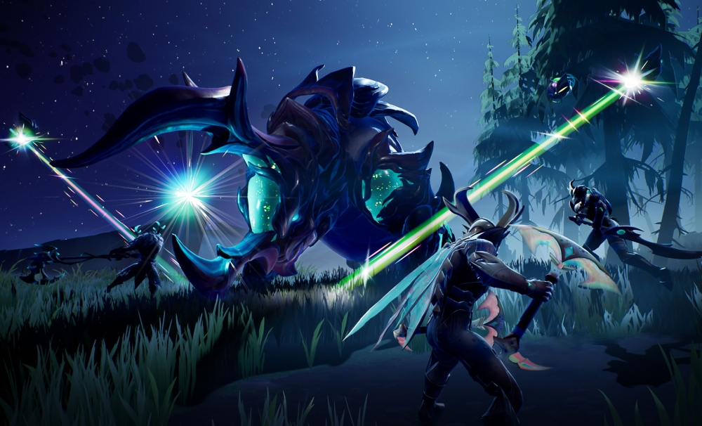 Dauntless is Coming to Consoles Next Year