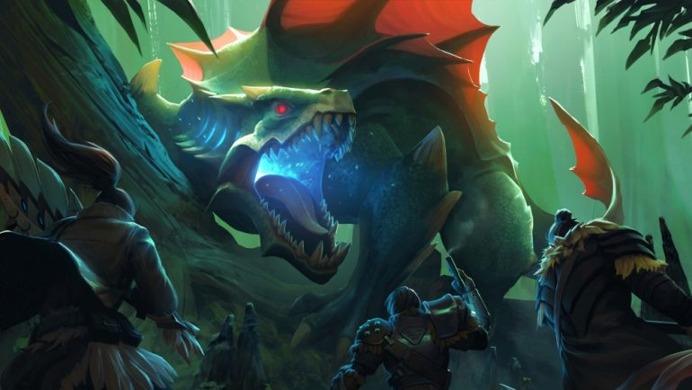 Dauntless travels to Nintendo Switch in 2019