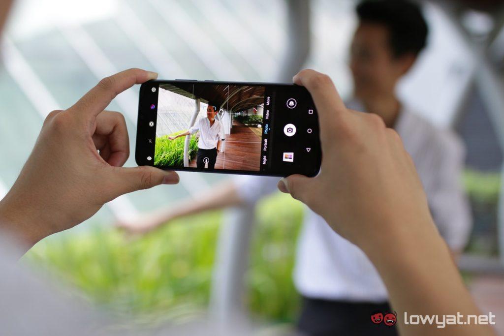 HONOR 8X camera app