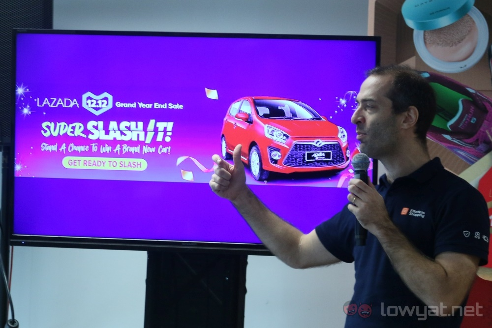 76d100931 Lazada Introduces Livestream Shopping Feature On Mobile App  Leads ...