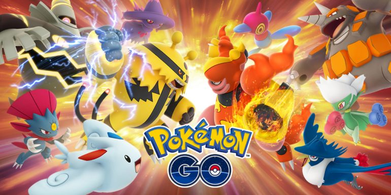Pokemon Go Trainer Battles are Faster with iPhone