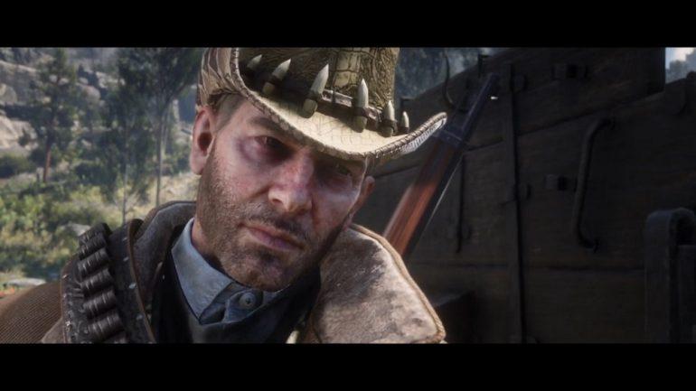 Red Dead Redemption 2 Arthur 1