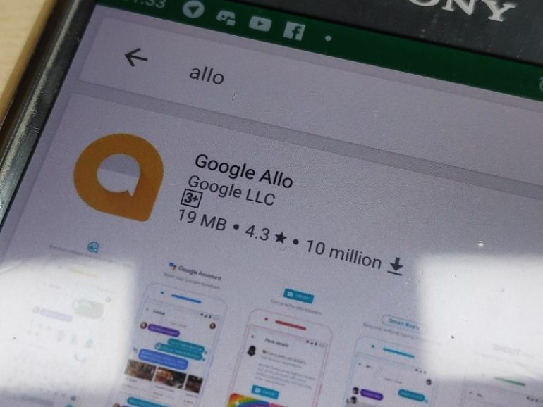 Google kills Allo sooner than it will kill(?) Hangouts