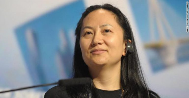 Huawei executive Meng Wanzhou rejects US  claims of ties to Iran