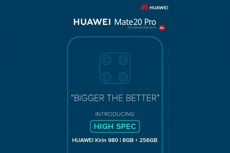Huawei Rolling Out EMUI 9.0, Based on Android Pie, to Select Devices