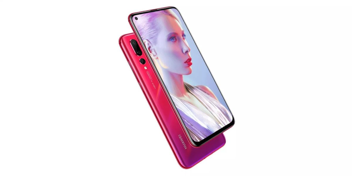 Huawei Nova 4 Smartphone With Triple Camera & Kirin 970 SoC Launched in China at RMB 3099