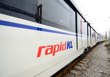 Rapid KL Train public transport