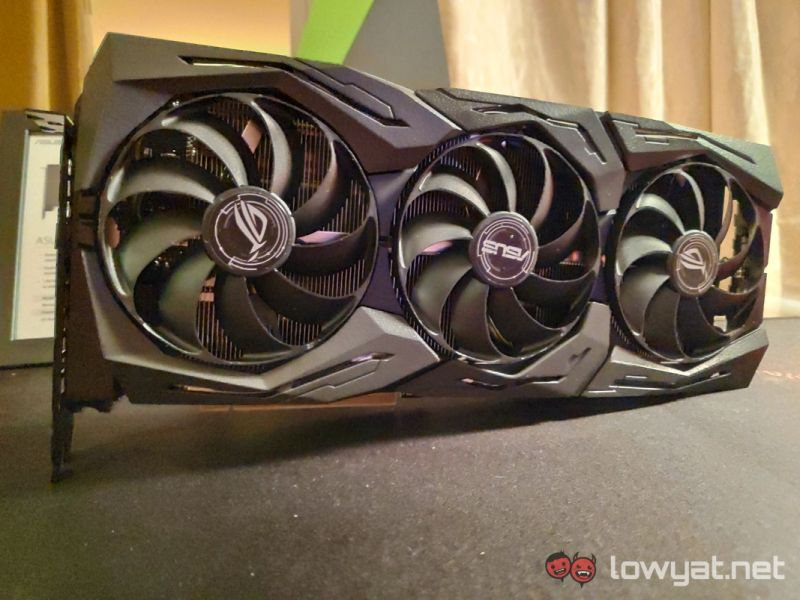 ASUS Showcases ROG Strix, Dual, And Turbo Variants of NVIDIA GeForce