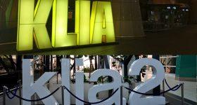 KLIA KLIA2 Signs
