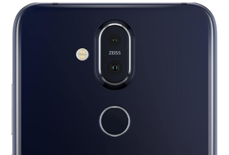 Nokia 8.1 Plus renders reveal another phone with a hole-punch notch