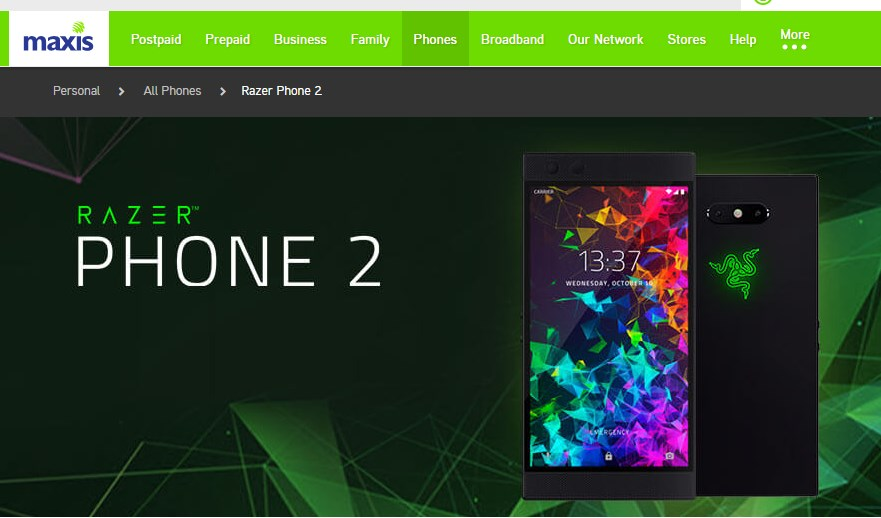 Maxis Introduces New Add-On Data for its MaxisONE Postpaid Plans