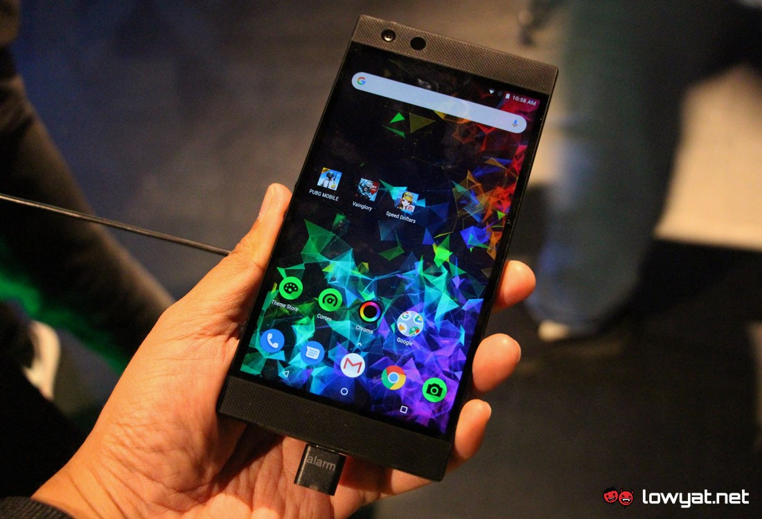 Razer Phone 2 Android Pie update nears, phone business in peril