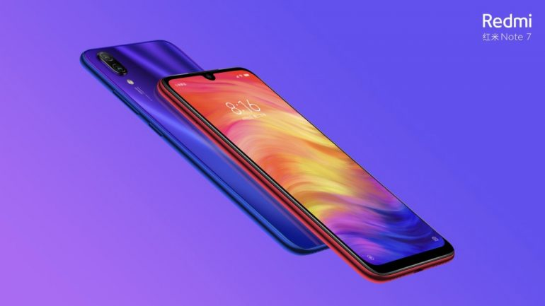 Will Redmi Note 7 to be first launched in India?