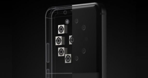 Sony And Light Collaborates For Multi-Camera Design For Smartphones