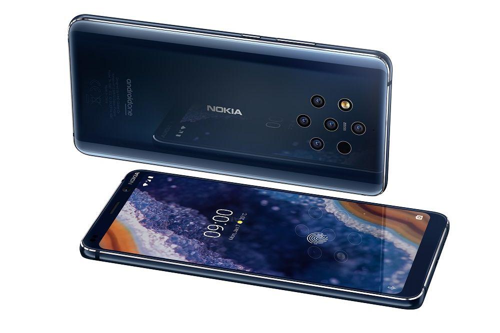 Nokia 9 Pureview flagship