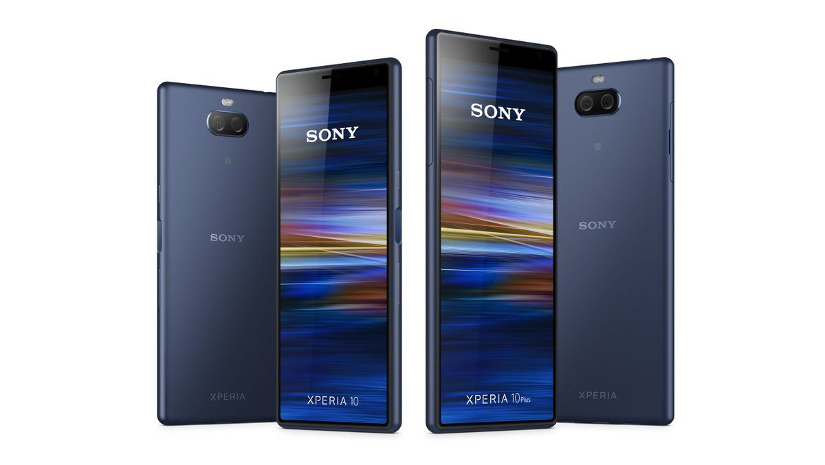 Sony's entire Xperia smartphone lineup leaked before MWC debut