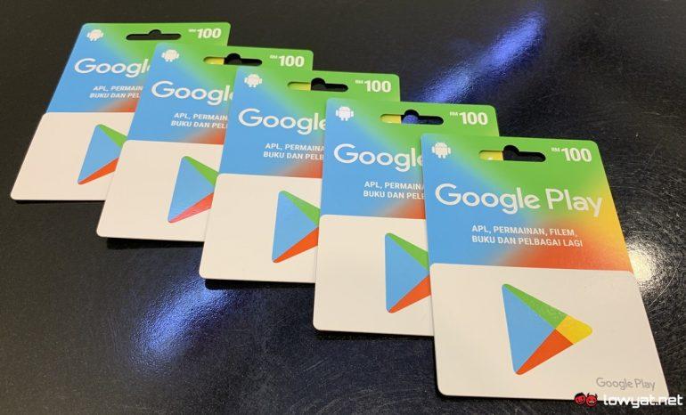 Google Play Card Paysafecard