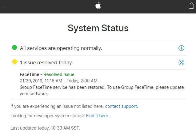 Apple Releases Update To Tackle Group FaceTime Security Issue On