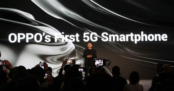 The First OPPO 5G Phone To Be Powered By Qualcomm Snapdragon 855