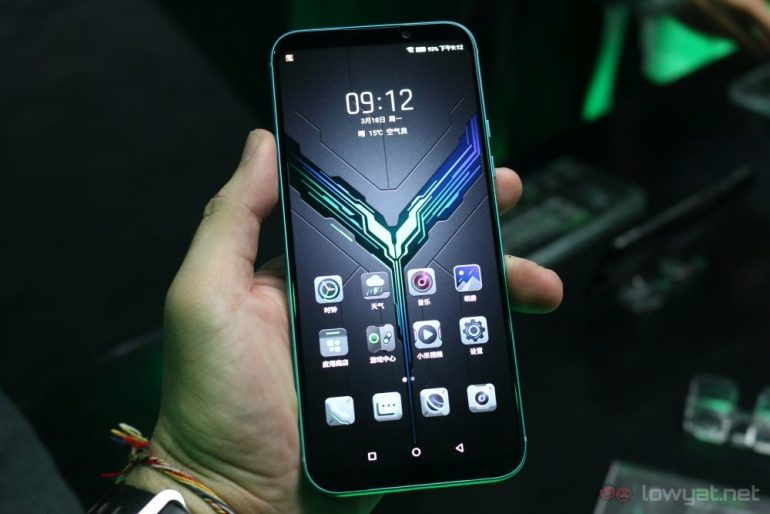 Image result for Xiaomi Blackshark 2