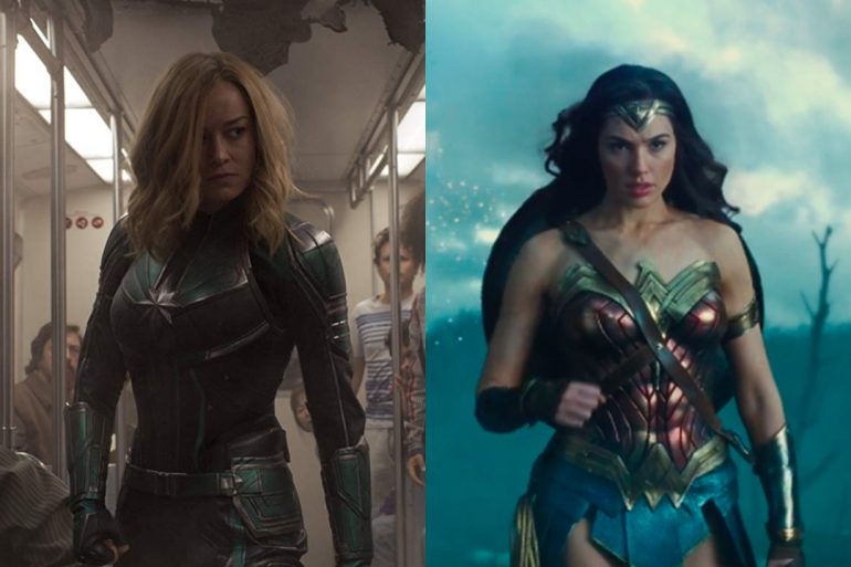 Why Wonder Woman Is A Far Superior Movie To Captain Marvel