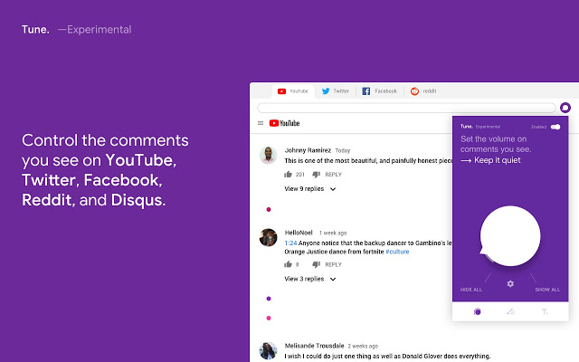 [H]ardOCP: Alphabet Launches Chrome Extension That Filters Comments With AI