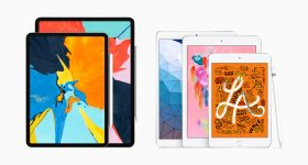 iPad Air and iPad mini