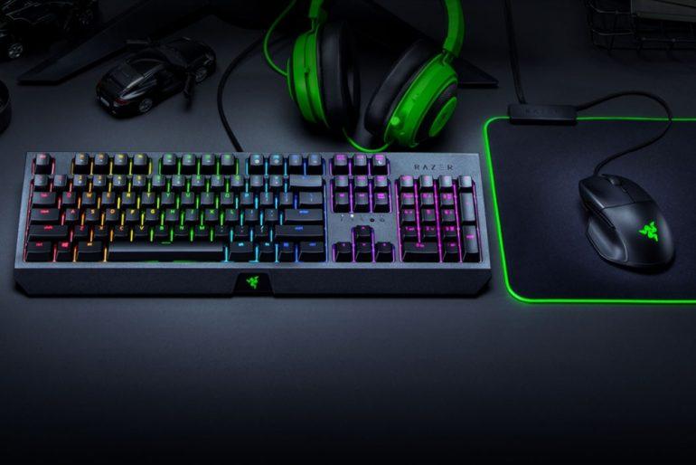 Razer Refreshes BlackWidow Keyboard And Kraken Headphones