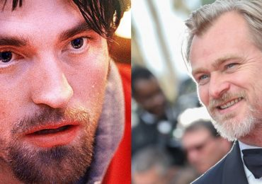 Robert Pattinson Christopher Nolan