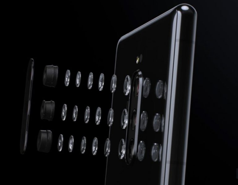 Sony working on a hexa camera smartphone