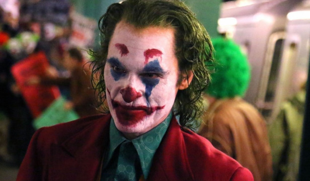 'MOTIVATING FEAR': Joaquin Phoenix was fearful of taking on villainous Joker role