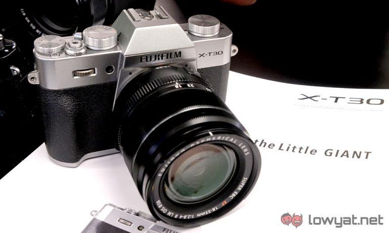 Fujifilm X-T30 Mirrorless Camera Now In Malaysia