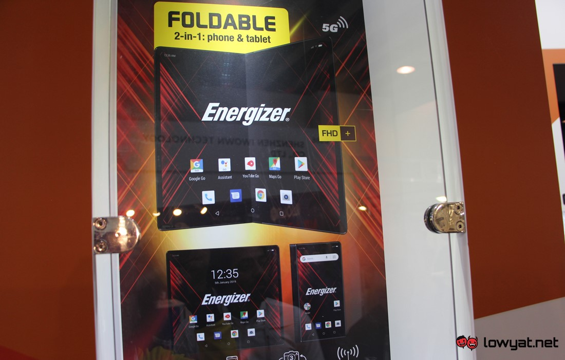 Energizer Launches Cell Phone With 'Most Powerful Battery In The World'