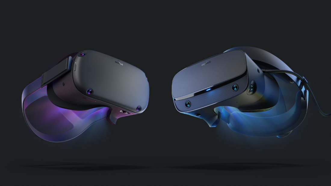 New Oculus Rift S Won't Require External Sensors Hits Spring 2019 For $399