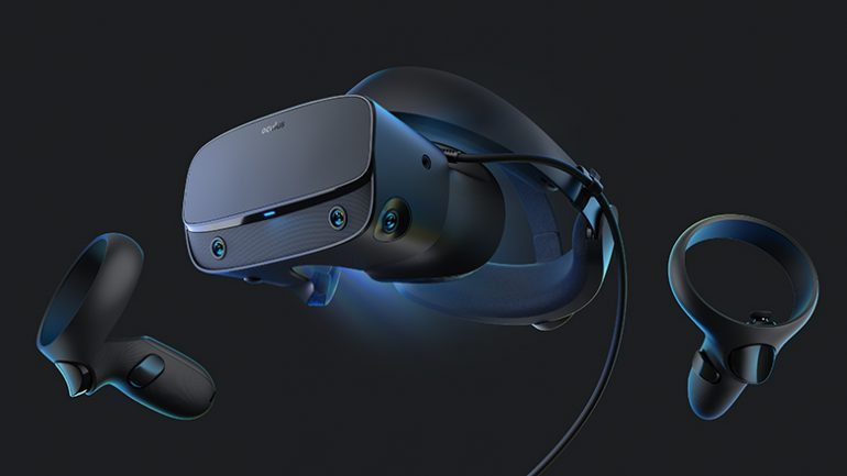 Facebook Unveils Upgraded Oculus Rift S VR Headset