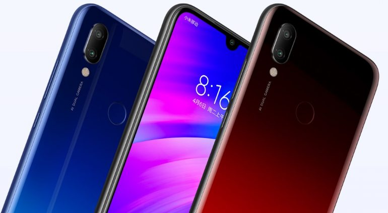 Xiaomi Redmi 7 with Snapdragon 632 SoC & 4000mAh Battery Launched in China