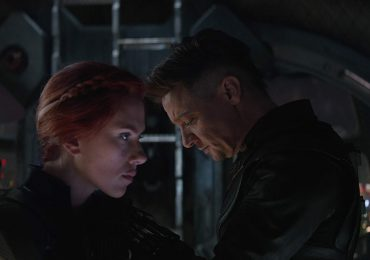 Avengers: Endgame Black Widow Hawkeye