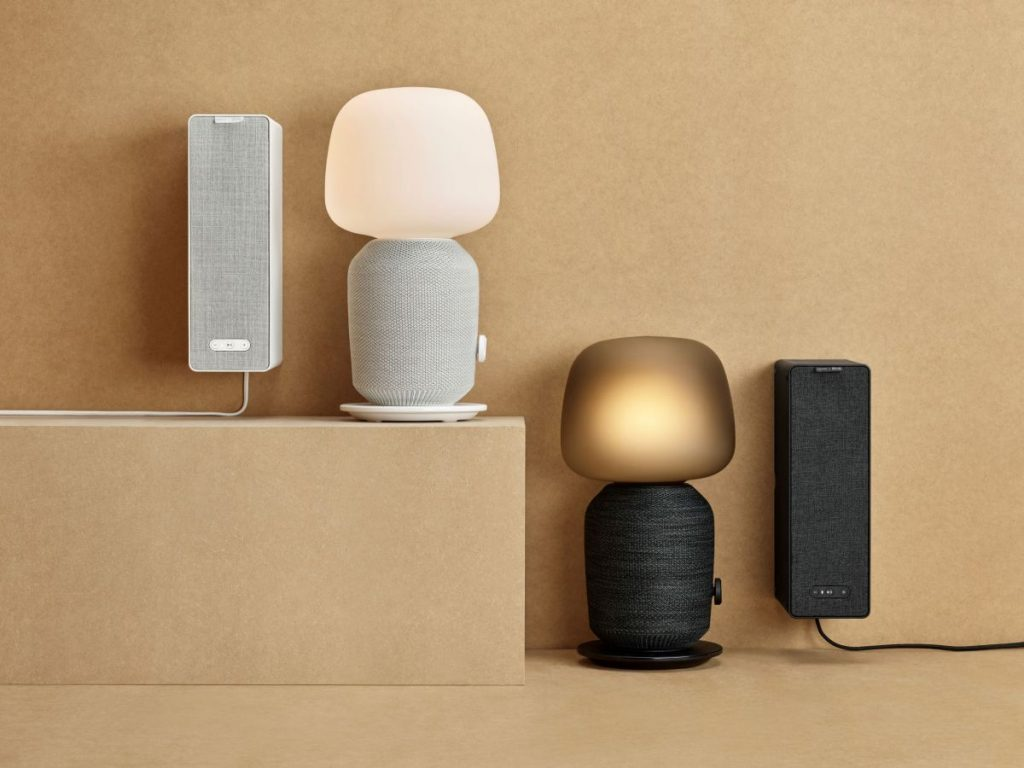 Ikea Sonos Symfonisk Speakers