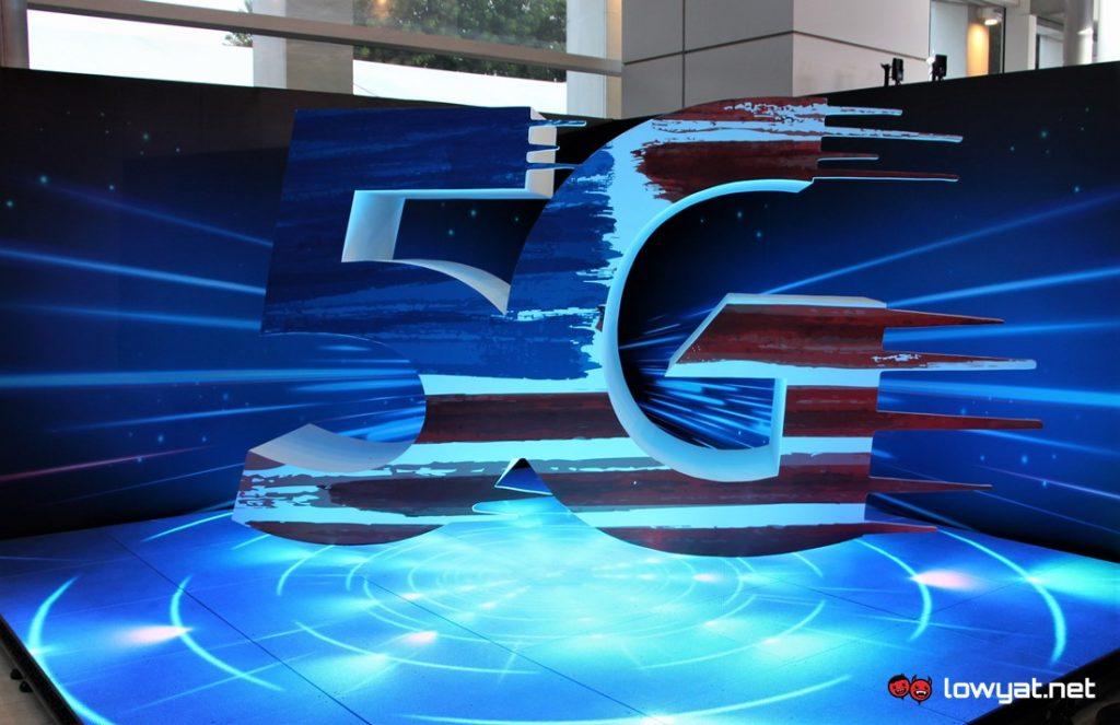 5G Malaysia showcase