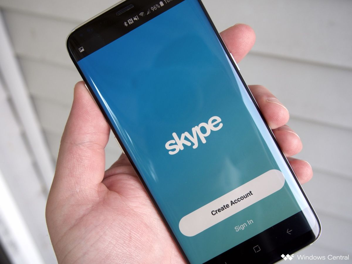 Skype adds screen sharing on iOS and Android - GSMArena.com news