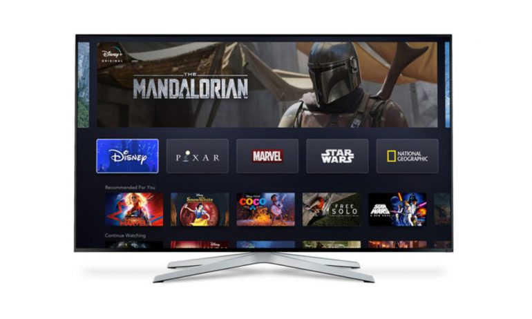 Disney's Netflix competitor to debut November 12th priced at $6.99 per month