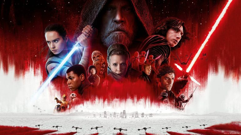 Star Wars 9 Footage Reveals Rey with a Red Lightsaber