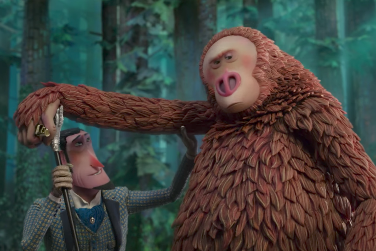Movie Poster 2019: Missing Link Review: An Almost Great Film