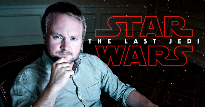Rian Johnson Star Wars
