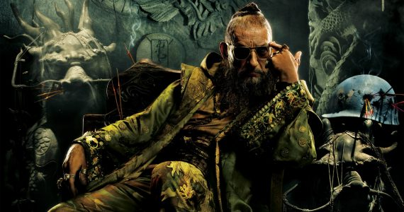 The Mandarin Marvel Cinematic Universe