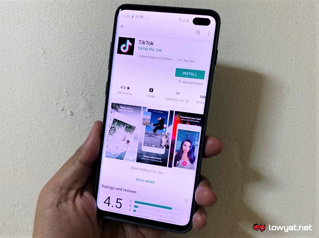 Indian government wants Apple to boot TikTok out of the App Store